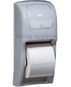 555620 Tork Elevation High Capacity Bath Tissue Dispenser White