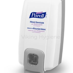 Purell 2120 NXT  Hand Sanitizer Manual Dispenser Push Type Dove Grey