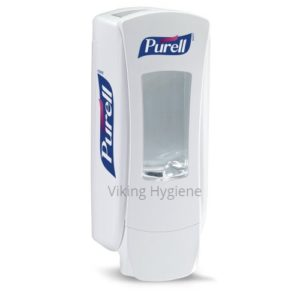 Purell 1920 LTX  12 Hand Sanitizer Dispenser White