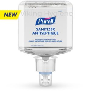 Purell 6451-02 Advanced Hand Rub Foam for ES6 Dispenser ( Case of 2 Refills )