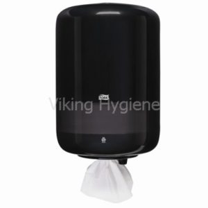 559028A Tork Elevation Centerfeed Hand Towel Dispenser Black