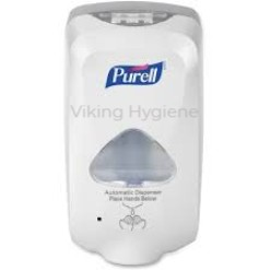Purell 2720 TFX Hand Sanitizer Dispenser White 1200 ml