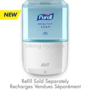 Purell 6430 ES6 Soap Dispenser White for Purell Healthy Soap