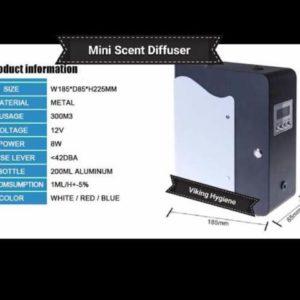 Mini Scent Diffuser – HS-0130B