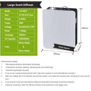 Large Scent Diffuser – HZ-5001