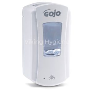 Gojo 1980 LTX 12 Automatic Foam Soap Dispenser White 1200 ml