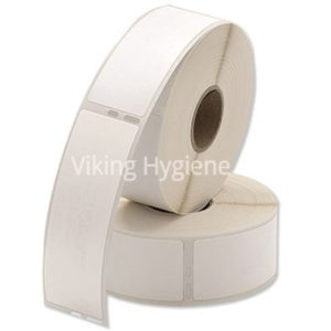 Dymo Compatible Label 2 rolls/box, 350 labels/roll